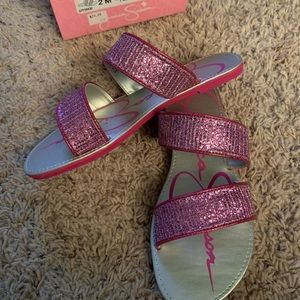 Jessica Simpson girls sandal size 2